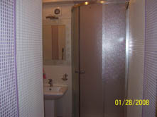 bathroom, rent apartment in Zaporozhye