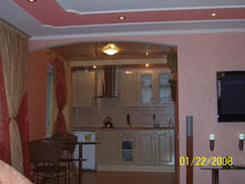 enter on kitchen, rent apartment in Zaporozhye