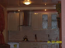 kitchen, rent apartment in Zaporozhye